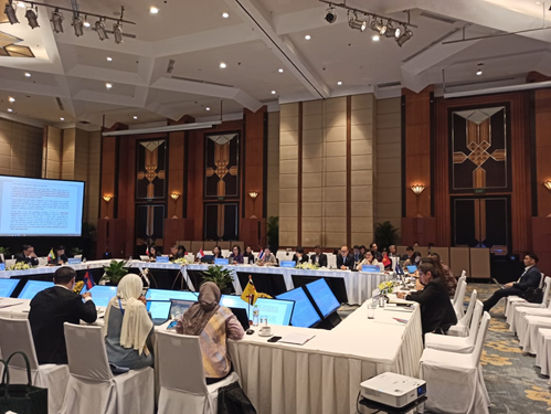 The 5th Intersessional  ASEAN Caucus Meeting of the RCEP TNC